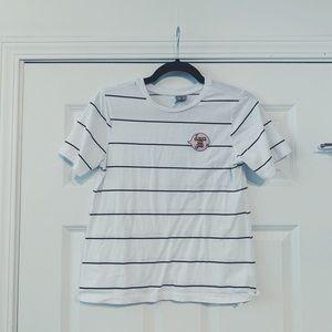 ASOS graphic T-shirt size US 4